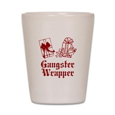 Gangster Wrapper Shot Glass