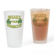 Shake Your Shamrocks Pint Glass