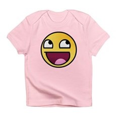 Awesome Smiley Infant T-Shirt