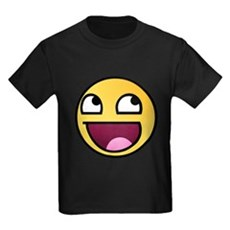 Awesome Smiley Kids T-Shirt