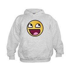 Awesome Smiley Kids Hoodie