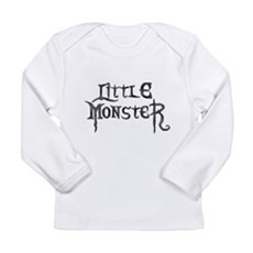 Little Monster Long Sleeve Infant T-Shirt