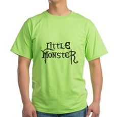 Little Monster Green T-Shirt