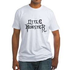 Little Monster Fitted T-Shirt