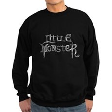 Little Monster Dark Sweatshirt