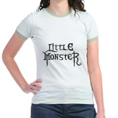 Little Monster Jr Ringer T-Shirt