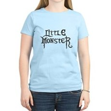 Little Monster Womens Light T-Shirt