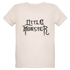 Little Monster Organic Kids T-Shirt