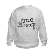 Little Monster Kids Sweatshirt