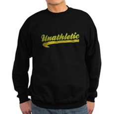 Unathletic Dark Sweatshirt