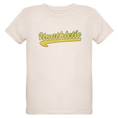 Unathletic Organic Kids T-Shirt