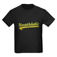 Unathletic Kids T-Shirt