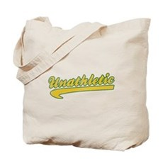 Unathletic Tote Bag