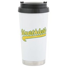 Unathletic Stainless Steel Travel Mug