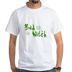 Bad Witch White T-Shirt
