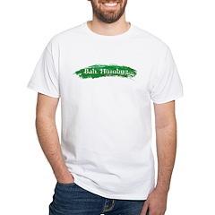 Bah. Humbug. White T-Shirt