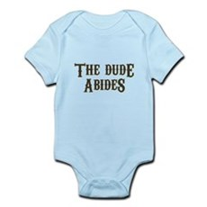 The Dude Abides Infant Bodysuit