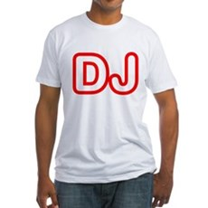 DJ Fitted T-Shirt