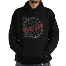 The World Is Yours Dark Hoodie