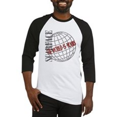 The World Is Yours Baseball Jersey