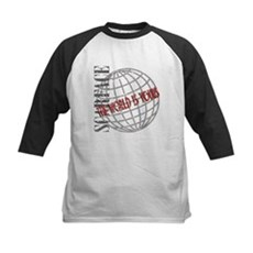 The World Is Yours Kids Baseball Jersey