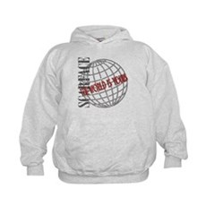 The World Is Yours Kids Hoodie