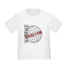 The World Is Yours Toddler T-Shirt