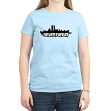 Never Forget 9/11 Womens Light T-Shirt