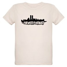 Never Forget 9/11 Organic Kids T-Shirt