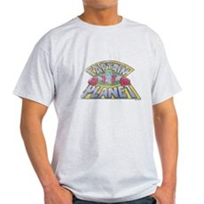 Vintage Captain Planet Light T-Shirt