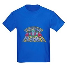 Vintage Captain Planet Kids T-Shirt