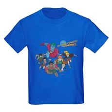By Our Powers Combined Kids T-Shirt