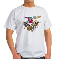 Captain Planet Powers Light T-Shirt