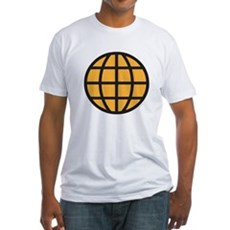 Captain Planet Fitted T-Shirt