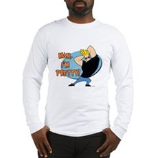 Man I'm Pretty Long Sleeve T-Shirt