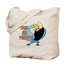 Man I'm Pretty Tote Bag