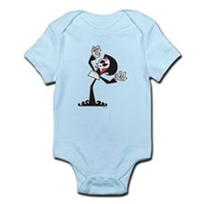 Grim Reaper Infant Bodysuit