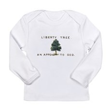 Liberty Tree Long Sleeve Infant T-Shirt