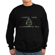 Liberty Tree Dark Sweatshirt