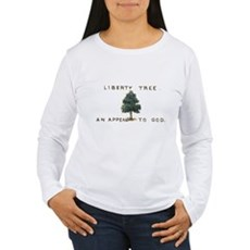 Liberty Tree Womens Long Sleeve T-Shirt