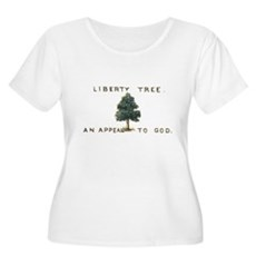 Liberty Tree Plus Size Scoop Neck Shirt