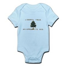 Liberty Tree Infant Bodysuit