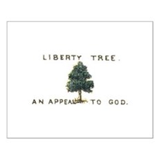 Liberty Tree Small Poster
