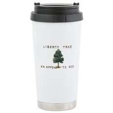 Liberty Tree Stainless Steel Travel Mug