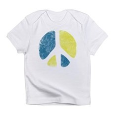 Vintage Peace Sign Infant T-Shirt