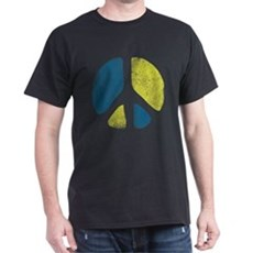 Vintage Peace Sign T-Shirt