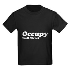 Occupy Wall Street Kids T-Shirt
