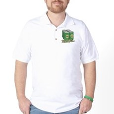 Beer Breakfast of Champions Golf Shirt