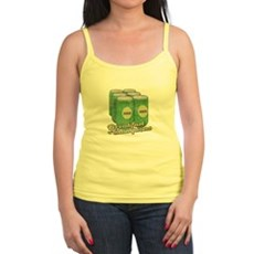 Beer Breakfast of Champions Jr Spaghetti Tank