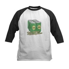 Beer Breakfast of Champions Kids Baseball Jersey